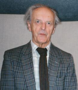 Dr. Endel Aruja
